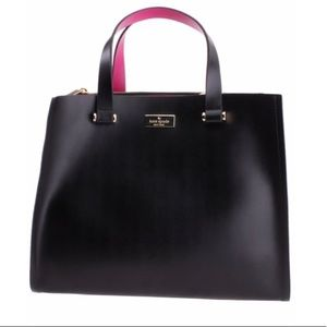 KATE SPADE ♠️ Kyra Arbour Hill Leather Tote - NWT